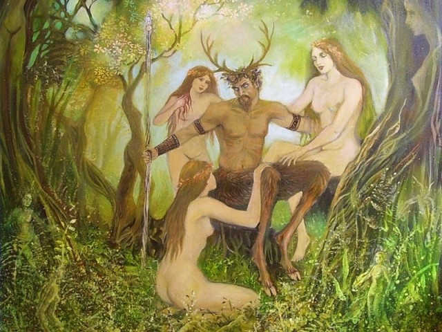 Council of Cernunnos - Emily Balivet