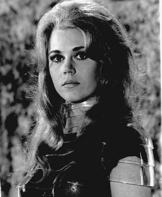 Jane Fonda 17 Fondarella!