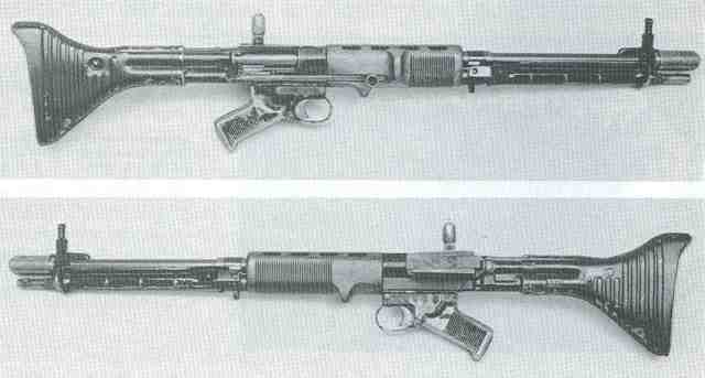FG 42 2 links + rechts