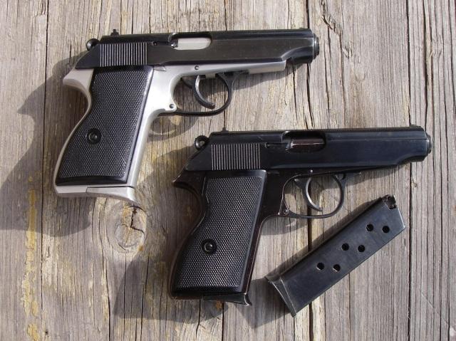 FEG AP 74 7,65 mm + AP 66 9 mm kurz