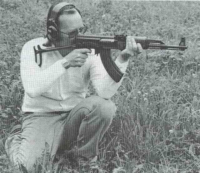 AK 47 1 MMK mit AK 47