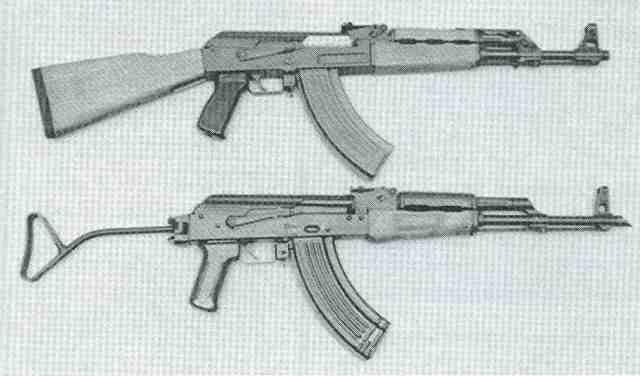 AK 47 3 Jugo + DDR