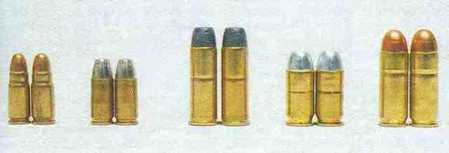 American Derringer 03 Patronen