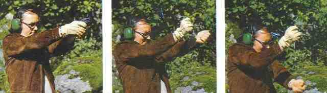American Derringer 05 Probeschuß MMK min 45 Win Mag