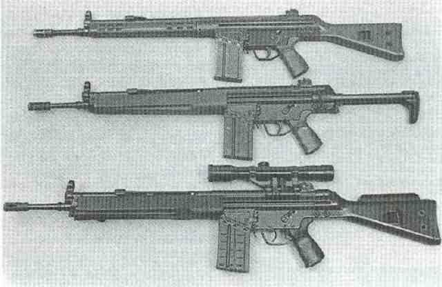 G3 3 drei Versionen