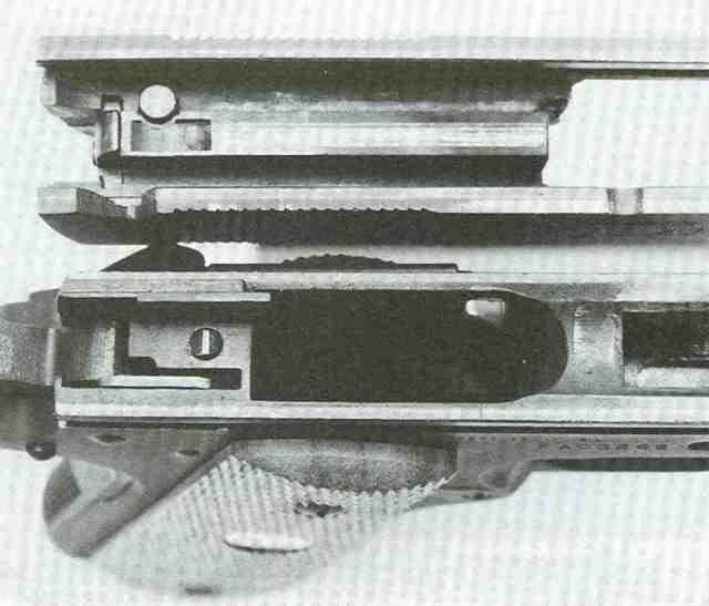 3 Officer's ACP Zündstiftsicherung der Mk IV Series 80