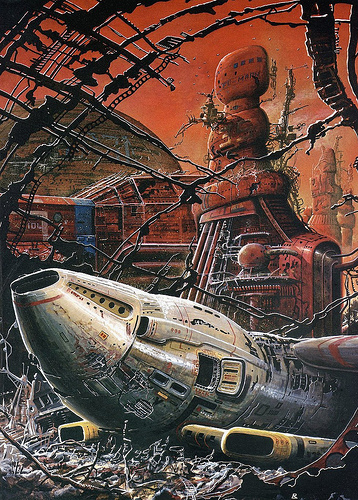 6 Bob Layzell Alshain IV spaceport