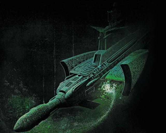 7 Bob Layzell Alshain IV submarine