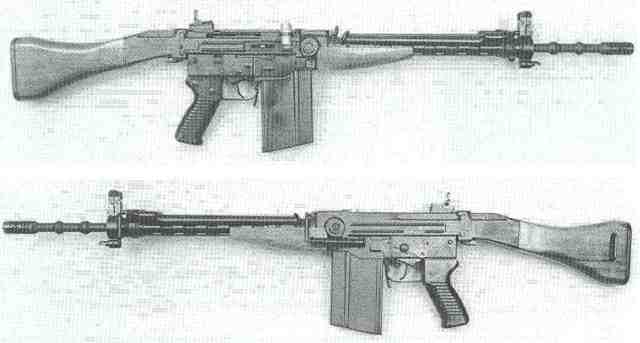 SIG 510 2 Chile-Sturmgewehr 510-4