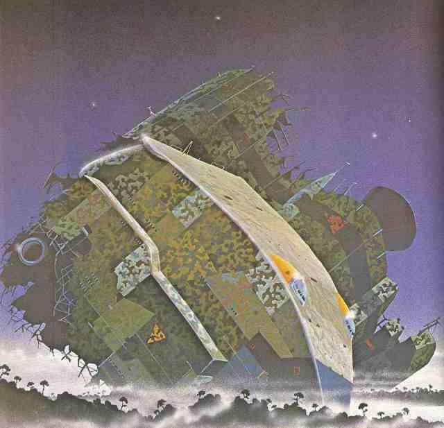 Wo diese riesigen Sternenschiffe herkamen, ist nicht bekannt, aber die Unfähigkeit der Vermessungsteams der Föderation, irgendeine Spur der Wesen zu finden, die sie durch die Weiten des Weltraums gesteuert hatten, …