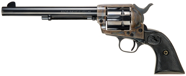 "Colt Single Action Army mit 7 ½"" langem Lauf, Kaliber .45 Long Colt"