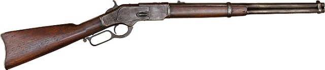 Winchester 1873 im Kaliber .44-40
