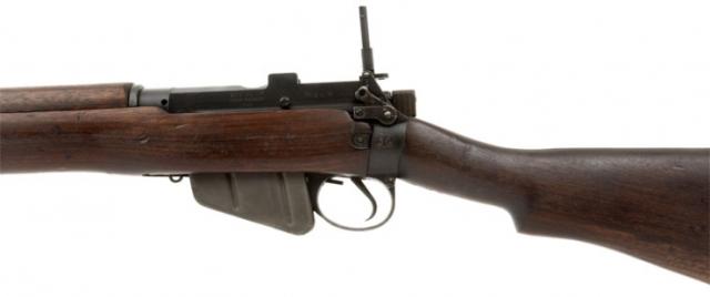 Lee-Enfield No. 4 Mk 1, Baujahr 1943