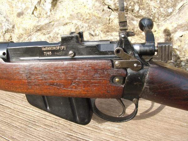 """Noch einmal der """"Jungle Carbine"""""""