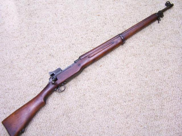 Amerikanisches Enfield M 1917, Winchester-Fertigung