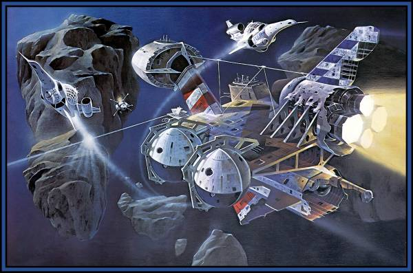 Die Schiffe der Jacker mit ihrer improvisierten Bewaffnung waren in der wilden Schlacht zwischen den Asteroiden von Alpha Indi II kein Gegner für die Föderationsfahrzeuge.