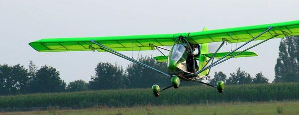 Aerolite 120 frontal