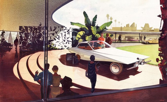 Future Bugatti, 1957