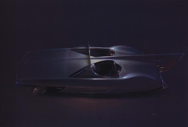 Dual Cockpit Racer, 1959