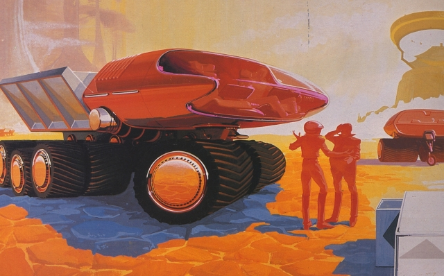 Future Heavy Transport, 1961