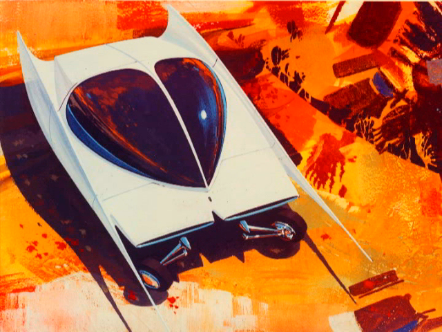 Sycamore Micro Future Coupe, 1969