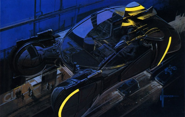Syd Mead Spinner