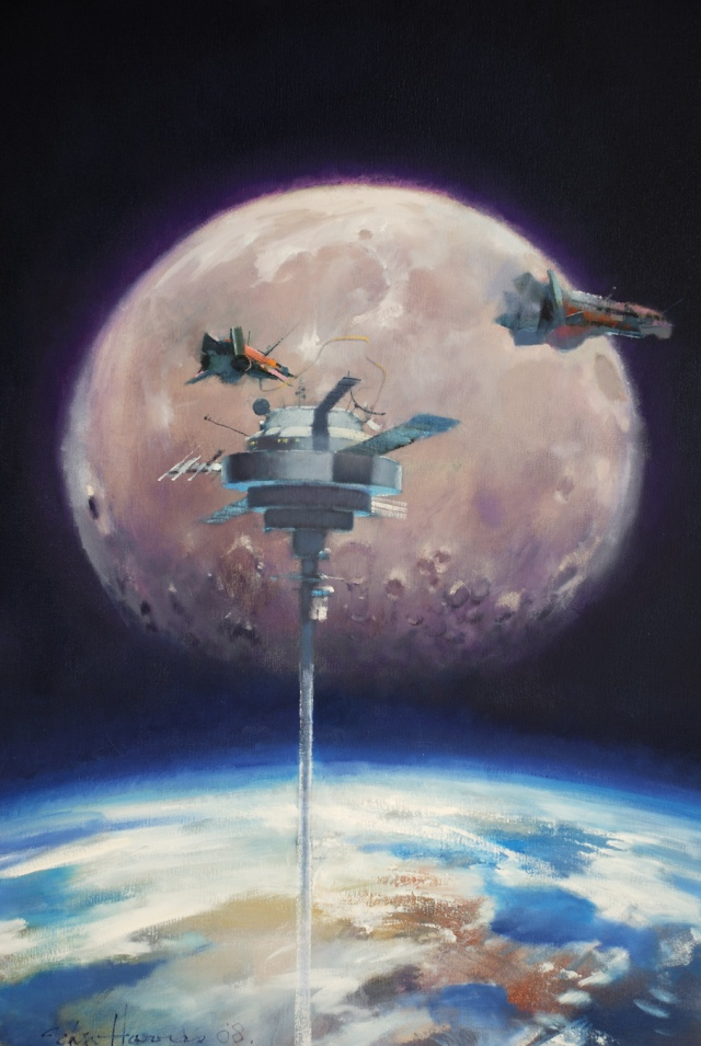 """The Last Theorem: The Space Elevator"""