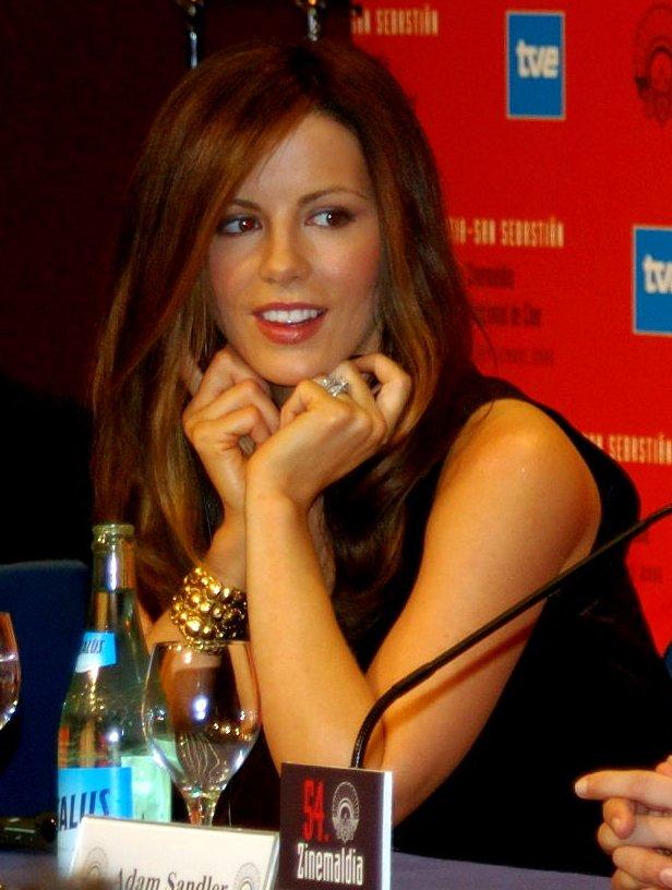 Kate Beckinsale beim San Sebastian Film Festival 2005.